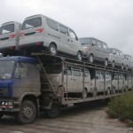 Autotransporter in China
